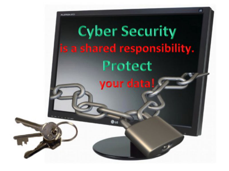 Cyber Security is a Shared Responsibility