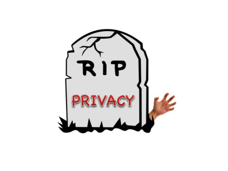 Privacy is not dead